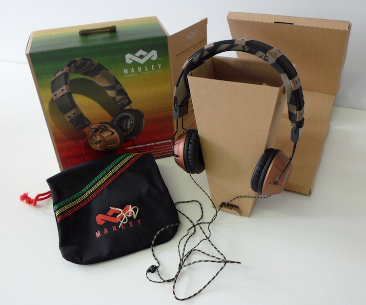 Featured above is the Midnight Soul Rebel noise isolating on-ear headphones that we got to play with.