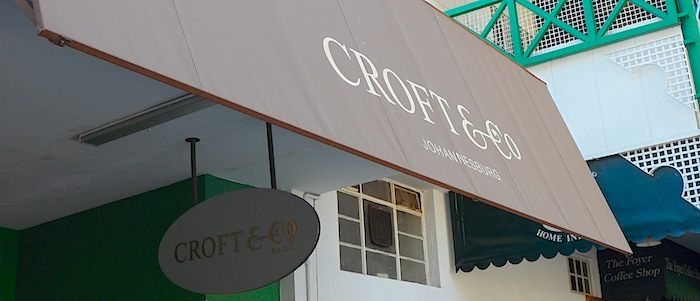 Croft & Co in Parkview - worth a visit.