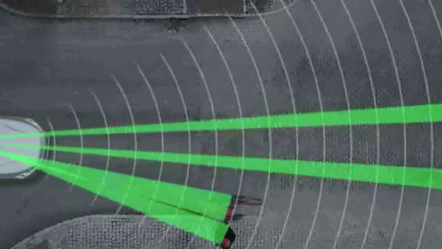 Volvo Cyclist Detection Technology 1