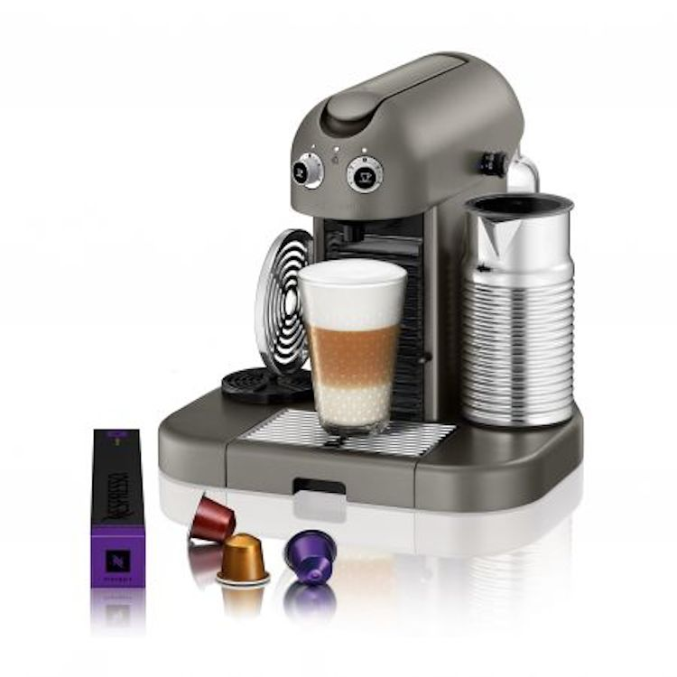 Its not just a machine, its the gift of a permanent coffee buzz