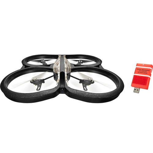 Get great beach and ocean shots with the Parrot Drone GPS edition
