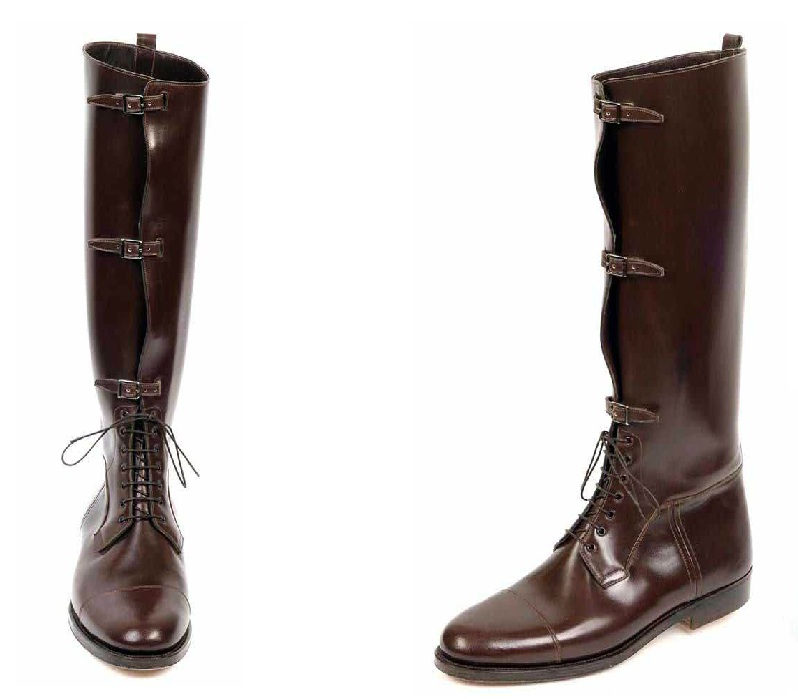 Here's a pair I would buy - the Patrick Top-Boot by silvano Lattanzi