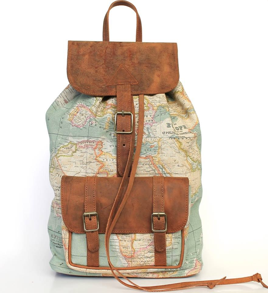For the relaxed world traveler - the Rowdy World from Rowdy.