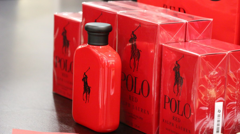The very manly Polo Red!