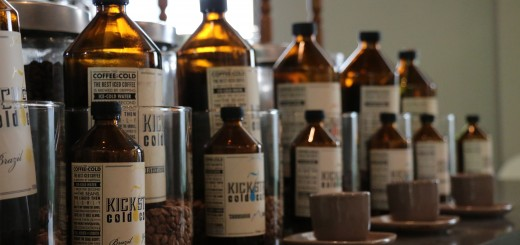 7 Kickstart's range of cold coffee concentrates.