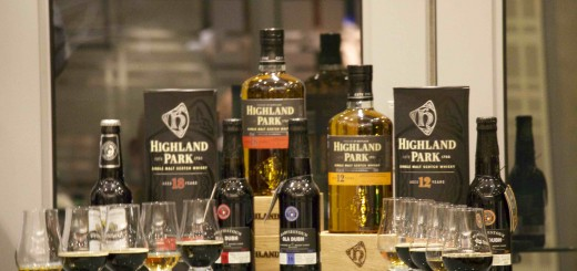 An interesting partnership between Whisky and Beer!