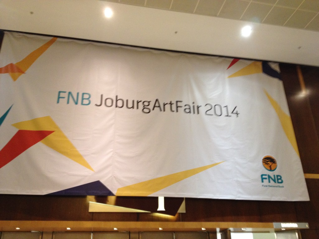 Joburg Art Fair 1