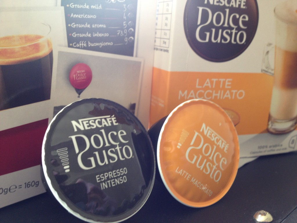 Great new coffee flavours that kept me coming back for more and more.