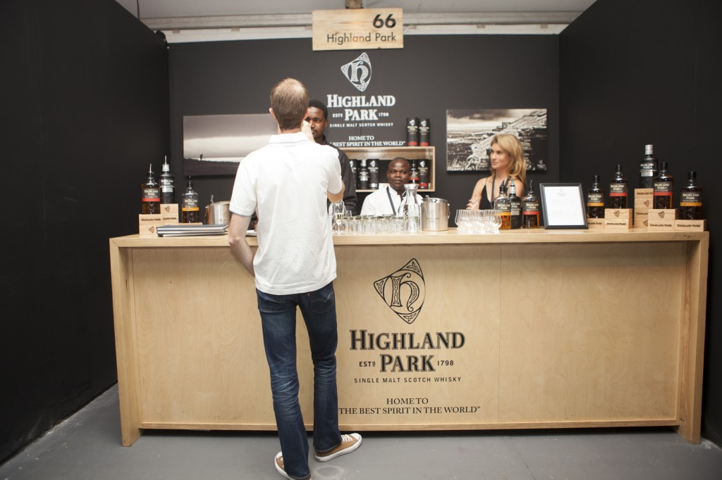 Highland Park launches its Dark Origins series in South Africa at the Sanlam Handmade Contemporary Fair