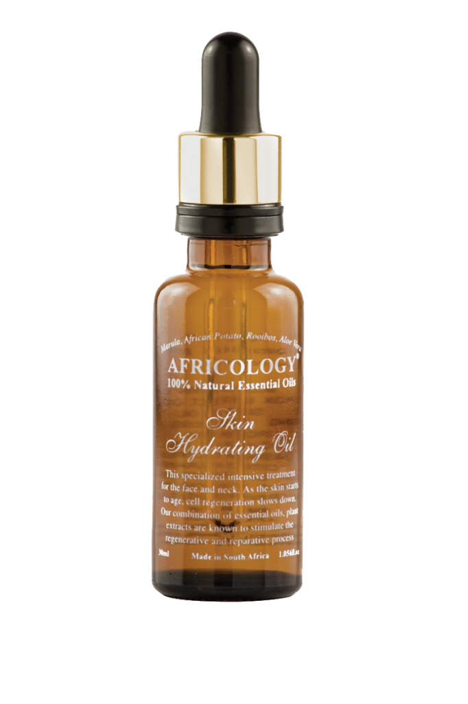 Africology Skin Hydrating Oil