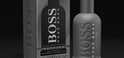 BOSS BOTTLED Limited Edition!