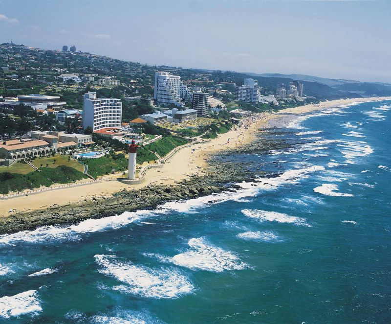 Long walks on a beautiful beach - when Jozi hits KZN for Easter