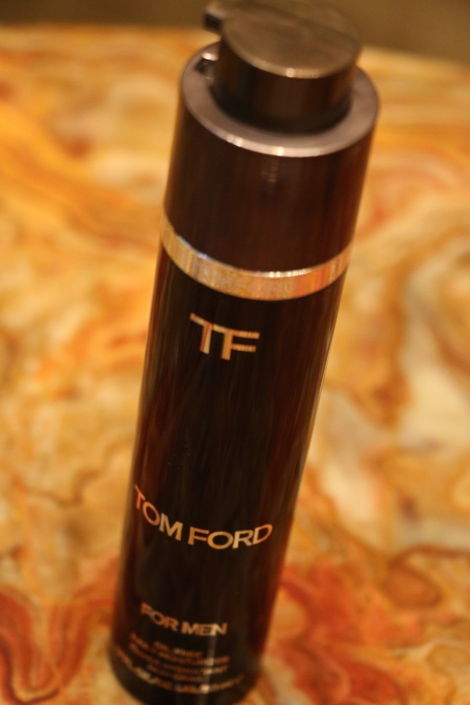 Tom Ford's secret to looking so good - ALWAYS moisterise!