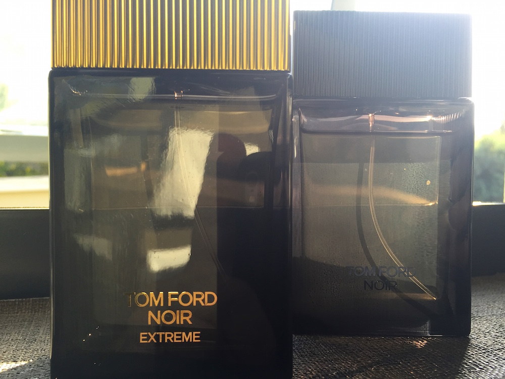 Tom Ford's Noir and the new Noir Extreme