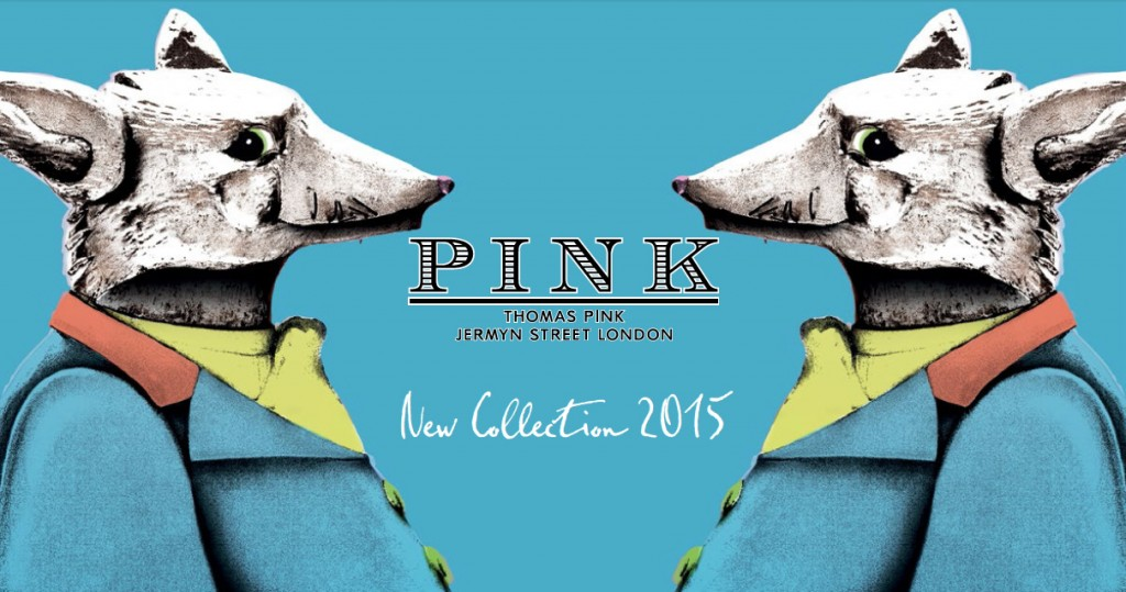 Blue by Pink!