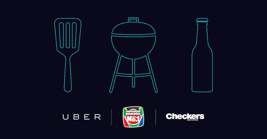 Uber and Checkers partner to bring you SA's Top borrowers this Heritage Day