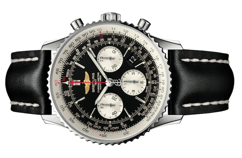 Navitimer Swiss Boeing 777 Limited Edition a