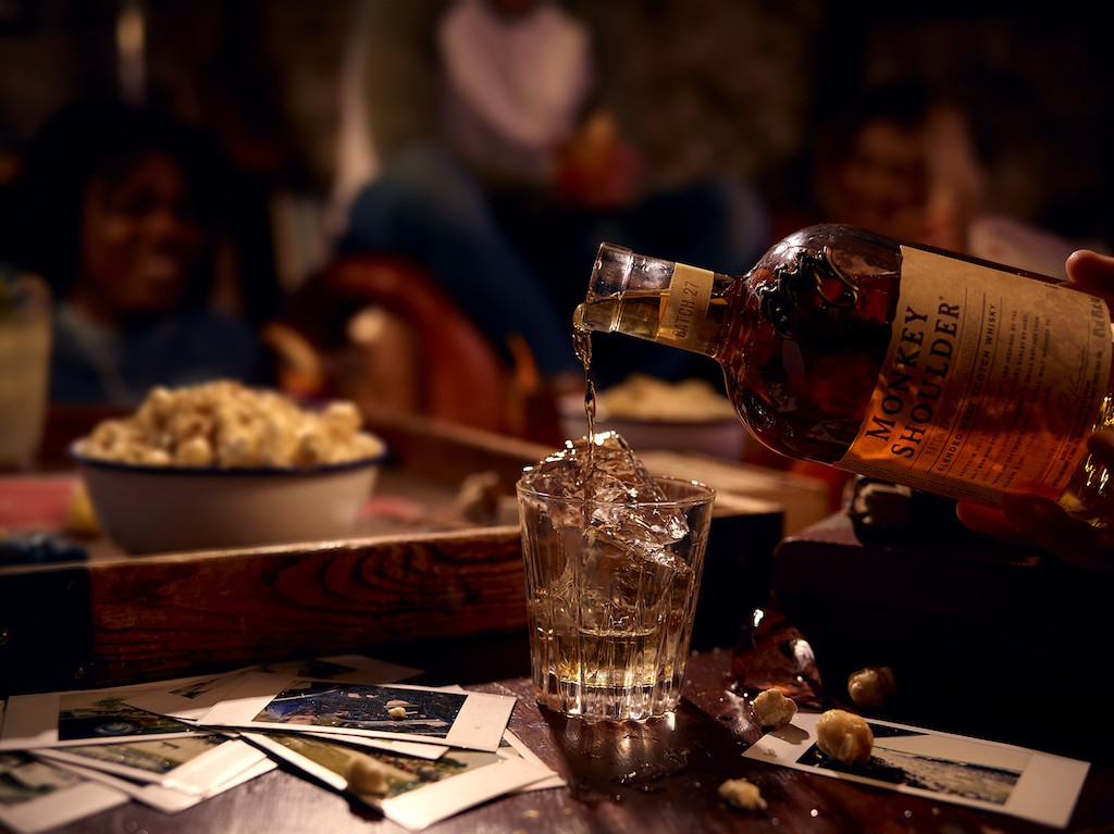 Monkey Shoulder Image Lifestyle Photography Den 3